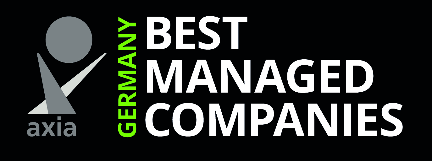 Uzin Utz Group again honored with Axia Best Managed Companies Award 2020